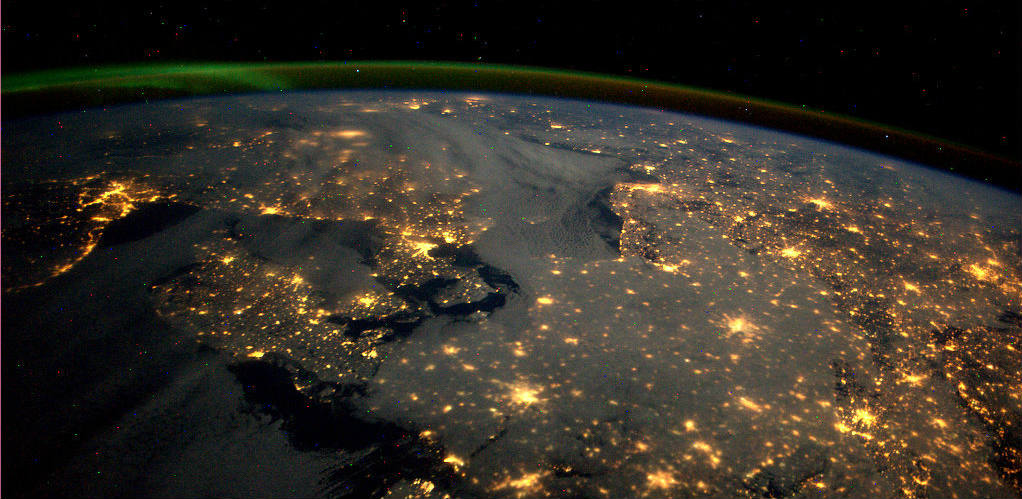 ESA - Denmark_Norway_Sweden_and_Northern_Germany_from_the_ISS