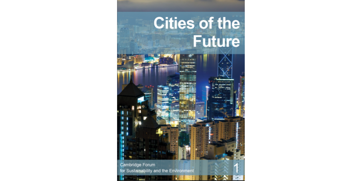 Cities of the future - report cover