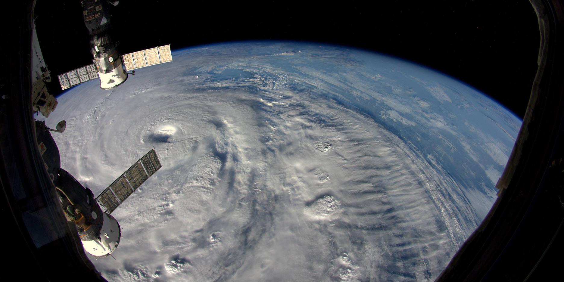 ESA - Eye of the storm