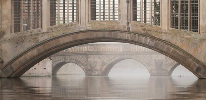 James Appleton: Bridges in St John's College